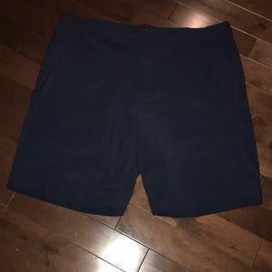 EUC Ben Hogan size 44 navy dress shorts